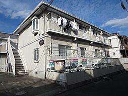 アーバン大島ハイツB棟[103号室]の外観
