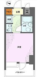 ライオンズマンション川口並木第2[4階]の間取り