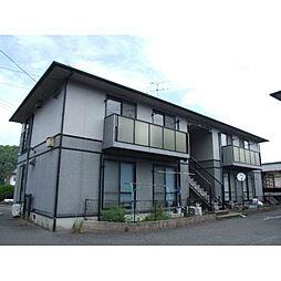 福岡県遠賀郡岡垣町東山田1丁目の賃貸アパートの外観