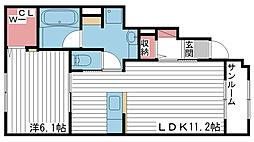 ひめじ別所駅 5.9万円