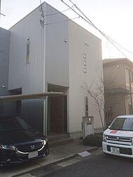 [一戸建] 和歌山県和歌山市西小二里3丁目 の賃貸【和歌山県 / 和歌山市】の外観