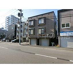 北海道札幌市豊平区豊平二条7丁目の賃貸アパートの外観