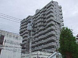 ライオンズマンション水戸[1402号室]の外観