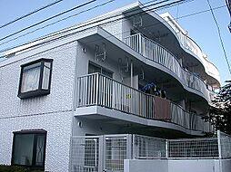 アビタシオン新川崎[1階]の外観