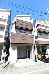 [一戸建] 東京都板橋区三園2丁目 の賃貸【/】の外観