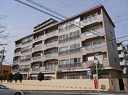 竹廣マンション[202号室]の外観
