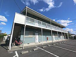 千葉県成田市囲護台2丁目の賃貸アパートの外観
