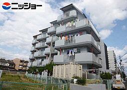 マンション横井[4階]の外観