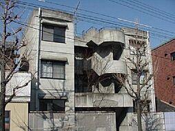 京都府京都市右京区花園内畑町の賃貸マンションの外観