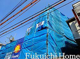 東京都杉並区和泉4丁目の賃貸マンションの外観