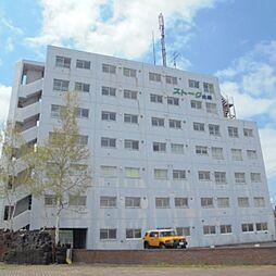北海道江別市野幌末広町の賃貸マンションの外観