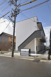 愛知県名古屋市西区山木2丁目の賃貸アパートの外観