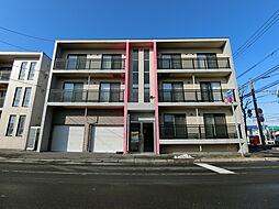ブレッシング札幌白石[1階]の外観