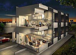 Residence Imaike[1階]の外観