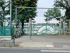 町田市立相原小学校 距離約1500m