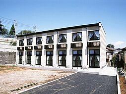 レオパレス市沢II[1階]の外観