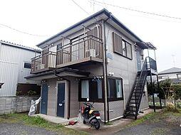 東京都町田市中町2の賃貸アパートの外観