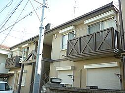 大阪府茨木市春日3丁目の賃貸アパートの外観