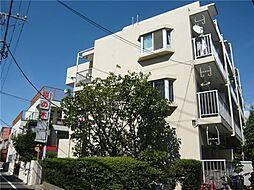 東京都荒川区東尾久8丁目の賃貸マンションの外観
