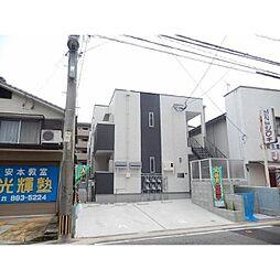 福岡県福岡市西区石丸2丁目の賃貸アパートの外観
