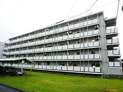ビレッジハウス古和釜2号棟[1階]の外観