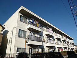 東京都青梅市新町7丁目の賃貸マンションの外観