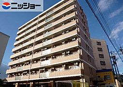 レジデンス新瀬戸[8階]の外観