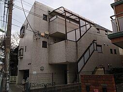 サンハイツ野沢[101号室]の外観