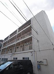 埼玉県朝霞市幸町1丁目の賃貸マンションの外観