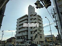 ファミール鶴里[7階]の外観