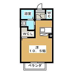 Sha Maison−Minori[1階]の間取り