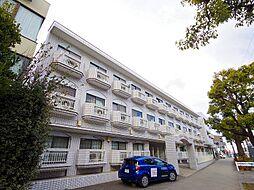 ドミール武蔵台[3階]の外観