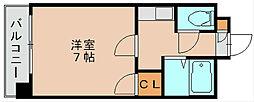 第5マルヤビル[5階]の間取り