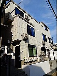 南麻布ハイム[2階]の外観