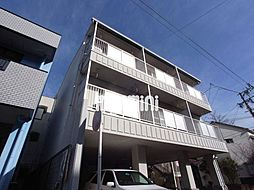 コーポYOSHI[3階]の外観