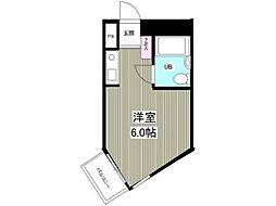 ライオンズマンション橋本第2[2階]の間取り