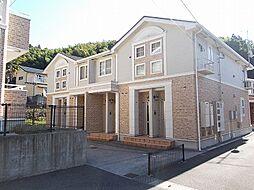 松岡ハイツA[202号号室]の外観