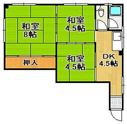 大正駅 4.5万円