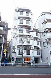 東京都北区東十条1丁目の賃貸マンションの外観