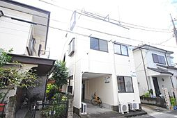 埼玉県越谷市大房の賃貸マンションの外観