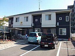 山口県下関市秋根北町の賃貸アパートの外観