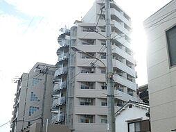 キューブ東塚口[2階]の外観
