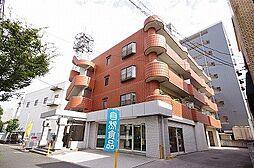 キャニオン朝倉[201号室]の外観