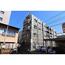 新潟県新潟市中央区古町通5番町の賃貸マンションの外観