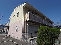 兵庫県明石市和坂3丁目の賃貸アパートの外観