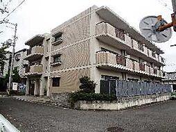大阪府門真市一番町の賃貸マンションの外観