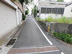 前面道路(2018.6)