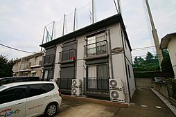 シャーメゾン マリ[1階]の外観