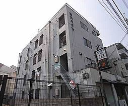 京都府京都市伏見区深草泓ノ壷町の賃貸マンションの外観