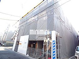 愛知県名古屋市西区城西1の賃貸マンションの外観